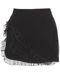 Vanessa Bruno Bresil Miniskirt - Lyst