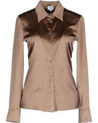 Armani Shirt - Lyst