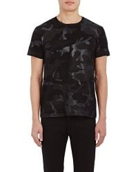 Valentino | Camouflage T-shirt | Lyst