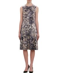 Thakoon Abstractprint Dress - Lyst