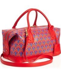 Liberty - Red Lexington Bowling Bag - Lyst