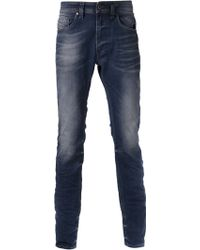 Diesel Blue Safado Jeans - Lyst
