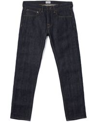 Whistles Ed-55 Relaxed Tapered Jeans - Lyst