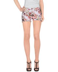 Miss Miss By Valentina - Shorts - Lyst