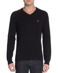 Original Penguin V-neck Jersey Sweater - Lyst