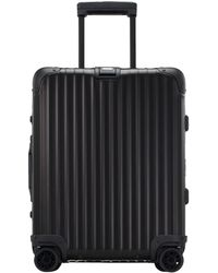 Rimowa Mini Black Topas Stealth Cabin Suitcase - Lyst