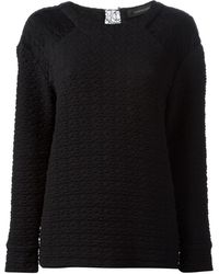 Thakoon Floral Pattern Sweater - Lyst