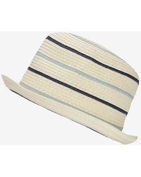 Genie by Eugenia Kim - Edie Striped Fedora - Lyst