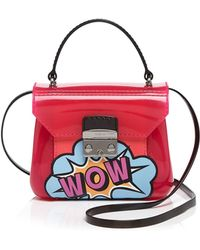 Furla Crossbody - Candy Bon Bon Graffiti Mini Wow multicolor - Lyst
