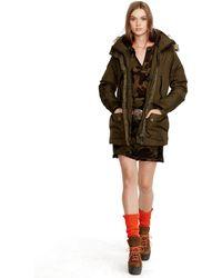 RLX Ralph Lauren - Hooded Down Parka - Lyst