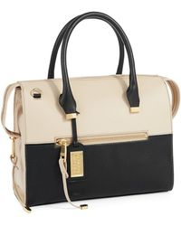 Badgley Mischka Colorblock Tote - Lyst