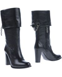 Bally Boots - Lyst