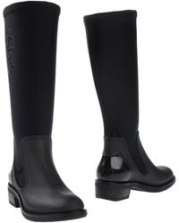 Ishu+ - 30Mm Neoprene Tech Boots - Lyst