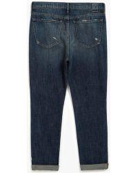 Madegold - Standard Boyfriend Jeans - Lyst