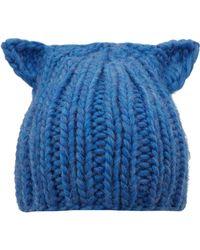 Eugenia Kim - Blue Felix Cat Ears Beanie Hat - Lyst