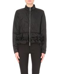 Moncler Moreaux Peplum Quilted Jacket - For Women - Lyst