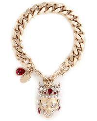 Alexander McQueen | Royal Skull Bracelet | Lyst