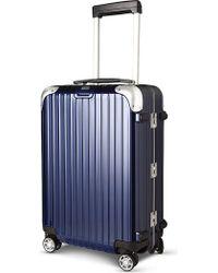 Rimowa Limbo Four-wheel Cabin Suitcase 55cm - Lyst