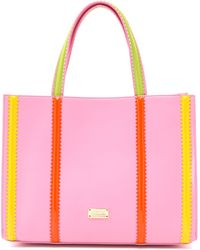 Moschino Cheap and Chic Leather Tote  - Lyst