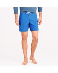 J.Crew 7 Board Short - Lyst