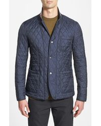 Burberry Brit - 'howe' Quilted Jacket - Lyst