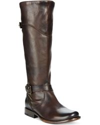 Frye Women'S Phillip Riding Boots - Lyst