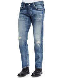 AG Adriano Goldschmied Matchbox 12 Years Starfish Denim Jeans - Lyst
