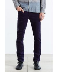 Cheap Monday Corduroy 5-pocket Pant - Lyst