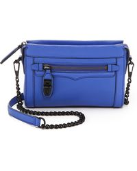 Rebecca Minkoff Mini Crosby Cross Body Bag - Ultraviolet - Lyst