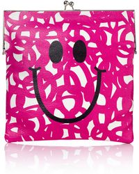 House Of Holland Mr Men Mr Messy Clutch - Lyst