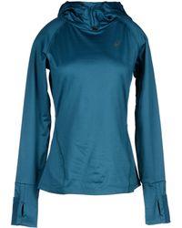 Asics - Sweatshirt - Lyst