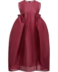 Ellery Existential Silk-organza Dress - Lyst