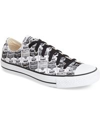 Converse Men'S Chuck Taylor All Star '70 Andy Warhol Collection Sneaker - Lyst