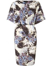 Second Female Life Print Dress - Lyst