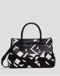 Vince Camuto Satchel Jace Patterned - Lyst