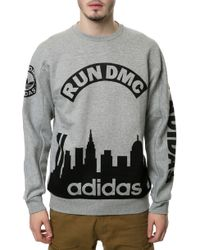 Adidas The Graphic Sweatshirt - Lyst