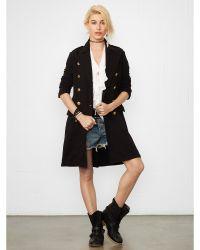 Denim & Supply Ralph Lauren Nautical Coat - Lyst