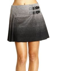 RED Valentino Wool  Kilt  - Lyst