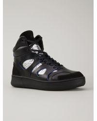 Alexander McQueen x Puma Hi-Top Sneakers - Lyst