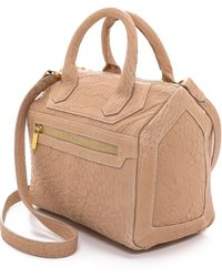 Mr. - Warner Mini Satchel - Rose - Lyst