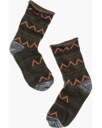 Madewell 1937 Geometric Trouser Socks - Lyst