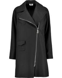 Sonia by Sonia Rykiel - Manteau Oversized Wool-blend Coat - Lyst