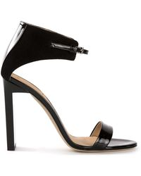Reed Krakoff Structured Sandals - Lyst
