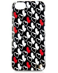 Diane von Furstenberg Heart-Print Iphone® 5 Case - Lyst