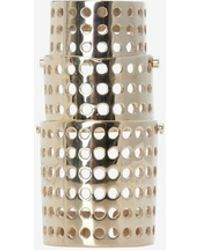 Kelly Wearstler | Bastion Hinged Knuckle Ring | Lyst