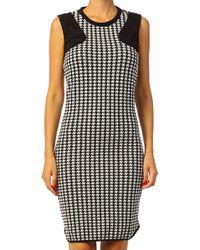 Numph Short/Knee Length Dress - Lyst