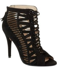 Nine West Angellica Booties - Lyst