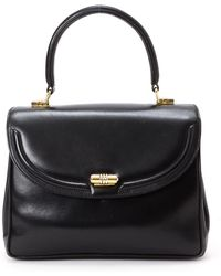Gucci Black Handbag - Lyst