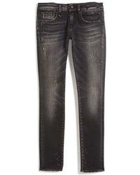 R13 Kate Skinny Crop Jean - Lyst