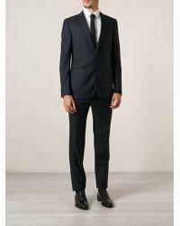 Z Zegna Slim Fit Suit - Lyst